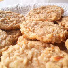 Coconut Sugar Cookie Recipe. Definitely an inner-fat-kid favorite.