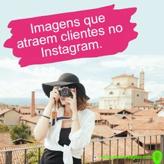 Que o Instagram já é uma das principais Redes Sociais não é novidade pra ninguém. Já são mais de 500 milhões de usuários todos os meses (35 milhões só no Brasil).   Mas muita gente ainda falha na hora de postar imagens pensando em seu negócio próprio.   Acesse o artigo e veja como postar Imagens que vão atrair seu público alvo.