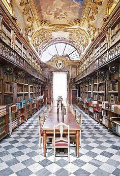 Biblioteca Riccardiana Firenze I by Candida Höfer