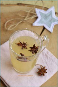 grog citron pamplemousse gingembre badiane anis étoilée , merveilleuse boisson réconfortante
