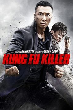 Kung Fu Killer Blu-ray A martial arts instructor working at a police academy gets imprisoned after killing a man by accident. But when a vicious killer starts targeting Netflix Movies, Movies Online, Kung Fu Jungle, Movies To Watch, Good Movies, Donnie Yen Movie, Kung Fu Movies, Karate Movies, Actresses