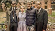 """""""Charité"""": Diese Krankenhausserie schreibt Geschichte   HÖRZU Fiction, Vintage Fashion, Winter Jackets, Actors, Movies, Regie, Wolf, German, Season 3"""