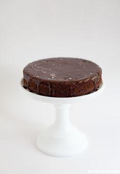 Chocolate Orange Cake – Gluten Free, Grain Free, Dairy Free, Refined Sugar Free
