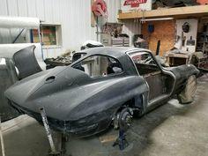 Kit Cars Replica, Door Hinges, Steel, Corvettes, Sport Cars, Bodies, Bike, Image, Cutaway