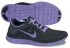 competitive price 20eaf 718a1 Nike Free Run+ 3 Womens Running Shoe Nike Free Run 3, Cross Training Shoes,
