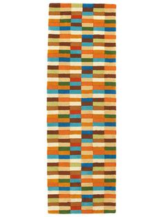 """Mozamique Hand-Tufted Rug (2'6""""x 8') by Company C on Gilt Home"""