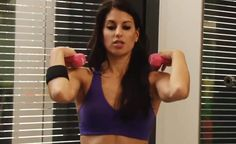 5 Exercises To Get Toned, Lean Arms