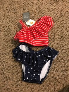 2a778880396c Vinted closet · My Gymboree Baby American Flag Swim Suit by Gymboree. Size  6-9 months for