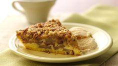 Pie de Manzana Francés (Sin Gluten) - QueRicaVida.com