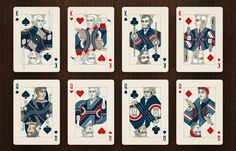Founders Playing Cards | Cool Material