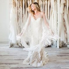 WEDDING IDEAS & INSPIRATIONS  Looking for the dress of your #bohobride dreams? This amazing