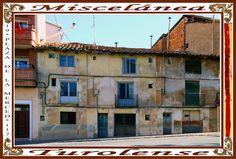 ARQUITECTURA POPULAR EN TERUEL   *         Con este nombre nos referimos a las construcciones, tanto viviendas como anexos (corrales, alm...