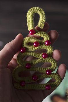 Make a New Year souvenir - a Christmas tree