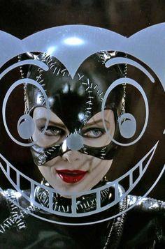 "Michelle Pfeiffer as Catwoman in ""Batman Returns"" (1992)"