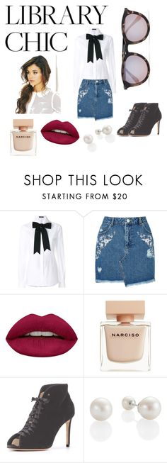 """love book"" by fall83 on Polyvore featuring moda, Dolce&Gabbana, Miss Selfridge, Huda Beauty i Narciso Rodriguez"