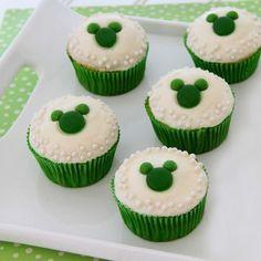 Mickey's Saint Paddy's Day Cupcakes
