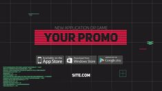 Buy Digital Promo by sun_create on VideoHive. Recomend Projects Features: Trendy design perfect for diferent purpose Modular structure No plugins required Fast ren. Modular Structure, Store Windows, Teaser, App, Digital, Design, Display Cases, Apps