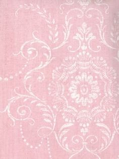 Summer House Pink Damask Wallpaper---or this one in my laundry room