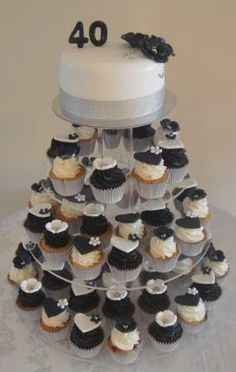 Black And Bling Birthday Party Ideas 50 Parties Sweet 16