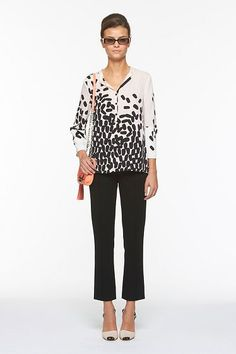 DVF - Mary Tyler Moore Chic