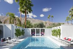 Villa Grigio, Martyn Lawrence Bullard's Palm Springs home, photography bt Tim Street-Porter
