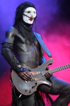 wes borland costumes - Google Search