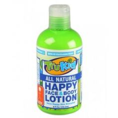 Trukid Happy Face & Body Lotion 236ml - Yüz ve Vücut Losyonu