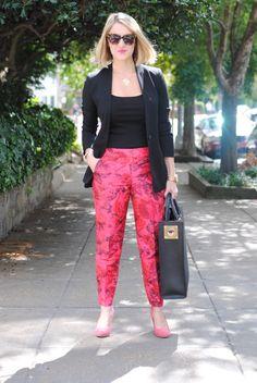 A Lacey Perspective: Black Blazer 3 Ways