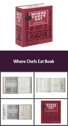 Book Dimensions: Cover: hardback Length: 650 pages, 60 illustrations By Joe Warwick, Joshua David Stein, Evelyn Chen & Natascha Mirosch Ea Local Diners, Late Night Snacks, Restaurant Guide, Best Chef, Chefs, Countries, Foodies, Restaurants, This Book
