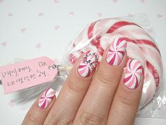 Lollipop nailart