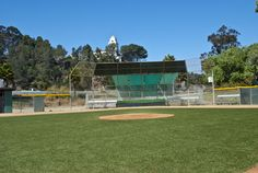 Base Ball field with sports turf in Mission Valley area of San Diego Sports Turf, San Diego, Base