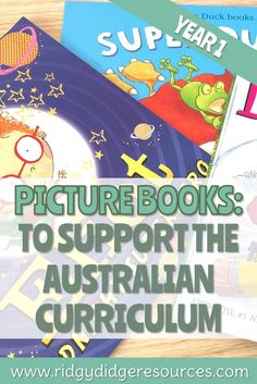 Picture Books to Support the Australian Curriculum: Year 1 - Ridgy Didge Resources Paragraph Writing, Persuasive Writing, Writing Rubrics, Opinion Writing, Hands On Activities, Book Activities, Reading Resources, Teaching Tools, Teaching Math
