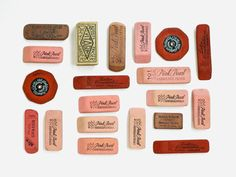 20x200 - Print Information | Day 1: Vintage Erasers, by Lisa Congdon