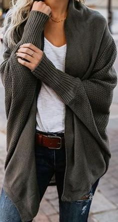 25 Women Casual Outfits that You Have to buy for This Fall - Outfits Women - Hero Hipster Outfits, Stylish Outfits, Hipster Sweater, Unique Outfits, Beautiful Outfits, Summer Work Outfits, Fall Outfits, Rock Outfits, Style Clothes