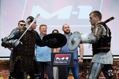 M-1 Challenge 82 Weights & Pictures This Saturday in Helsinki, Finland
