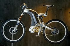 M55 'Beast' E-bike is designed for off-road use, but likely would find its way onto public roads and bike paths.