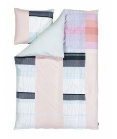 Hay S&B Colour Block sengetøj - Pink