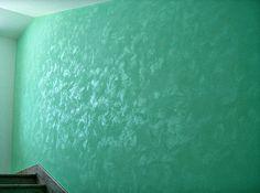 Перламутровая краска для стен. Описание и применение
