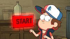 Gravity Falls Gag Reel - Gravity Falls