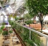 Amazing enviromental office space, I want to be working from here.   Abandoned Warehouse to Be Transformed into Lush Zero-Energy Office Space in Amsterdam