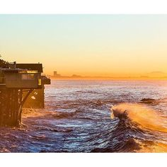 California sunsets with advocate ========================= Surfing Photos, California Sunset, Surf Girls, Quality Furniture, Getting Out, Sunsets, Surfboard, Safari, Waves