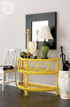 Creative And Inexpensive Unique Ideas: White Wicker Bedroom wicker baskets fall. Wicker Shelf, Wicker Table, Wicker Sofa, Wicker Furniture, Painted Furniture, Wicker Mirror, Wicker Baskets, Wicker Dresser, Wicker Trunk