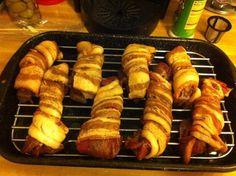 Baconated Backstraps