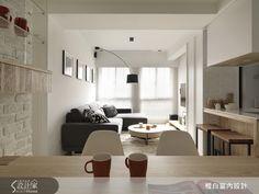 橙白室內裝修設計工程有限公司 北歐風設計圖片13-設計家 Searchome Living Room Decor, Interior Design, Table, House, Furniture, Home Decor, Space, Live, Drawing Room Decoration