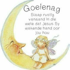 Evening Quotes, Afrikaanse Quotes, Goeie Nag, Sleep Tight, Cute Quotes, Good Night, Qoutes, Sayings, Words