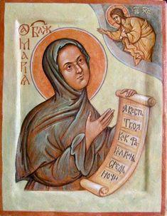Maria of Paris (Skobtsova) by Yaroslava Alekseeva St Maria, New Saints, Best Icons, Christianity, Zen, Religion, Blessed, Paris, Female