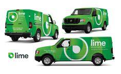 Truck wrap design for Lime Energy - NJ Advertising Agency, NJ Ad Agency, NJ Truck Wrap Design, NJ Vehicle Wrap Design Car Lettering, Lettering Design, Volkswagen Up, Vehicle Signage, Van Wrap, Van Design, Lifted Ford Trucks, Truck Design, Car Ford