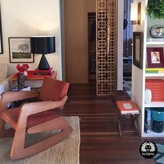 A by Kamy também está na Casa Cor Rio, parabéns @marinalinharesinteriores pelo ambiente Casa dos Cocares. Tudo perfeito como sempre! #byKamy #tapete #CasaCor #CasaCorRio #AruaJuta #CasadosCocares #decoração #decor #design #arquitetura