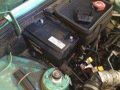 Další úpravy a vylepšení, třeba lepší baterie. Panda, Suitcase, Pandas, Briefcase
