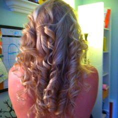 Love these curls!!